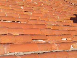 Instalación de tejado