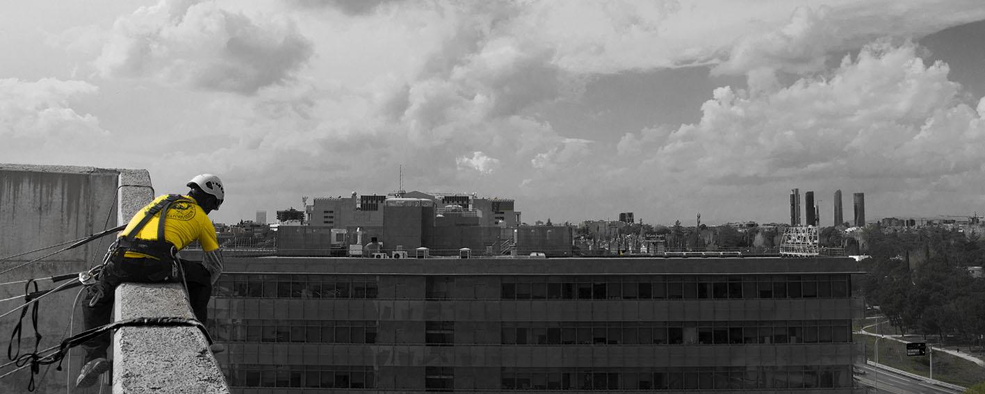 Empresa especializada en trabajos verticales y en altura en Madrid